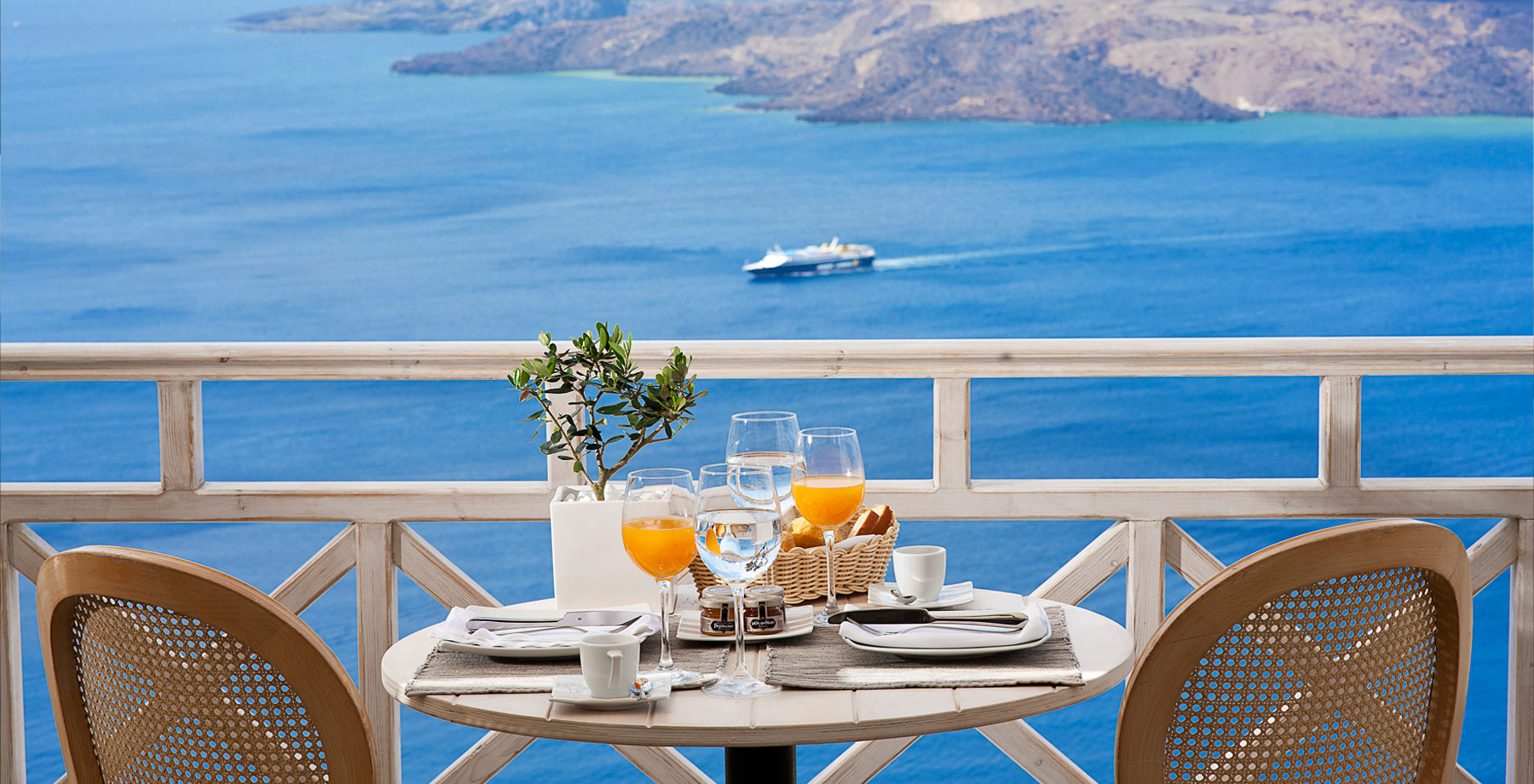 Healthy Food | Petit Palace Suites